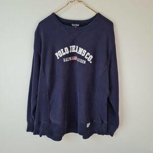 Vintage 90's Polo Ralph Lauren Mens Sweatshirt